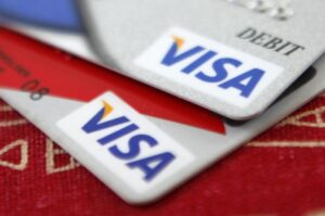 Visa says spending on crypto-linked cards topped $1 billion in first half this year By Reuters